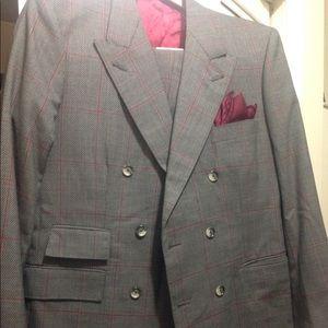 Jackets & Coats - Bespoke Fine Italian wool men's suit